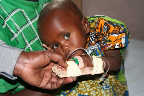 Give a gift that matters: a donation in your friend's name. $100 Could treat as many as 100 children with malaria.  Artemisinin-based combination therapy (ACT)