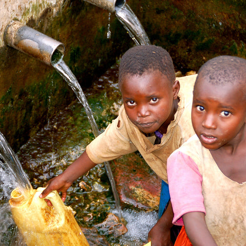 Give a gift that matters: a donation in your friend's name. Africare works throughout Africa to address the lack of clean, safe water sources by helping communi