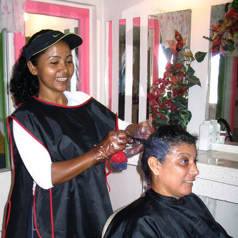 Give a gift that matters: a donation in your friend's name. Your gift will help Fundefir teach a woman to open a beauty salon.  Many women have the necessary sk