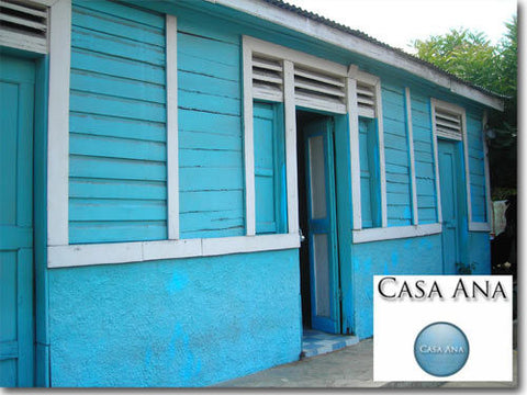Give a gift that matters: a donation in your friend's name. With 1000 USD Casa Ana will build a new classroom in our community center which is in Azua, Dominica