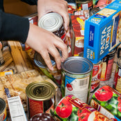Support Your Favorite Food Bank or Soup Kitchen