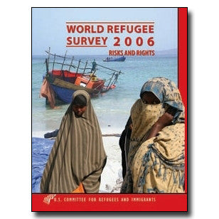 Give a gift that matters: a donation in your friend's name. Your support of $250 will help to publish and distribute the World Refugee Survey 2007.  Your contri