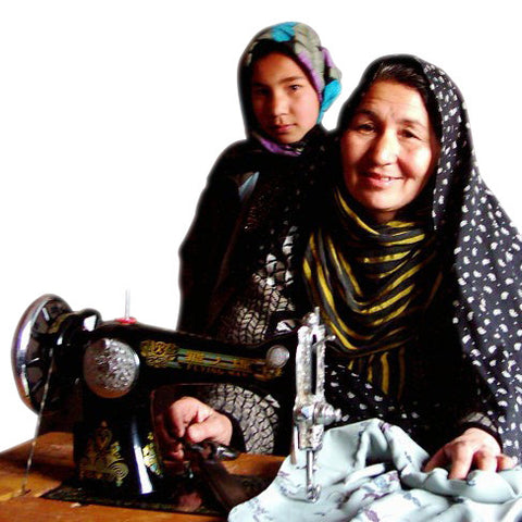 Give a gift that matters: a donation in your friend's name. A $1000 loan can help a woman in Afhanistan create a business and use the profits to rebuild her hom