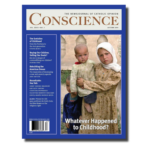 Give a gift that matters: a donation in your friend's name. CFFC will send a one-year subscription to our award winning newsjournal CONSCIENCE to a US library t