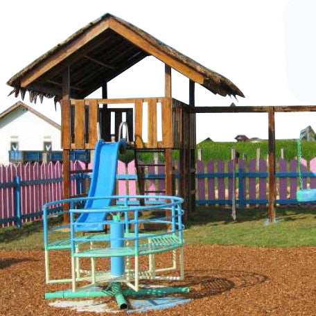 Give a gift that matters: a donation in your friend's name. Building playgrounds is a step in the healing process and helps to establish normalcy for children w
