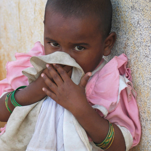 Give a gift that matters: a donation in your friend's name. This gift will cover the cost of vaccinations for one Dalit child. Not only is this a practical and