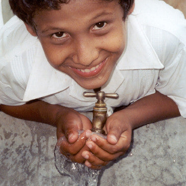 Give a gift that matters: a donation in your friend's name. This gift will provide a sustainable, safe water supply for one person in the developing world. It m