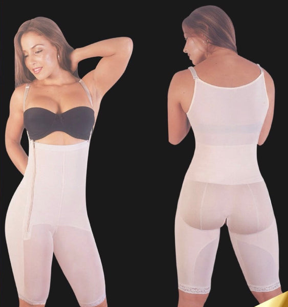 CHANDA BODY SUIT POWERNET THIN STRAP-1951