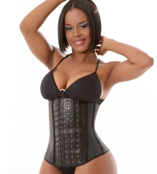 CLASSIC LATEX 4 HOOK WAIST TRAINER1934-4