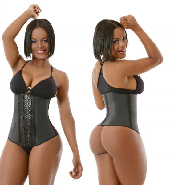 CLASSIC LATEX 2 HOOK WAIST TRAINER REF #1934-2