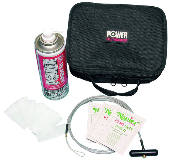 Airgun pull through kit