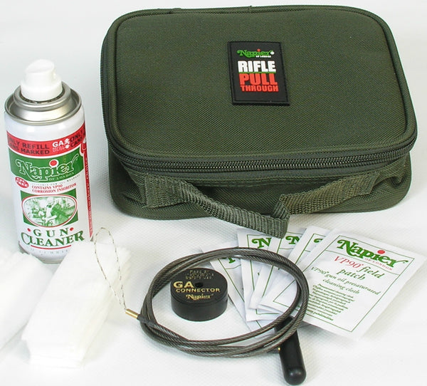Universal Rifle Pull Through Kit