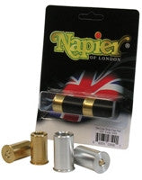 Snap Cap Pair Brass