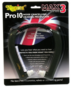 Pro 10 Hearing Protector
