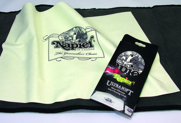 Napier Ultra Soft Gun Cloth