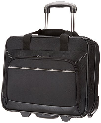 AmazonBasics Rolling Laptop Case
