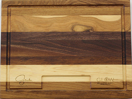 Special Edition Giada De Laurentiis Cutting Board with Juice Tray