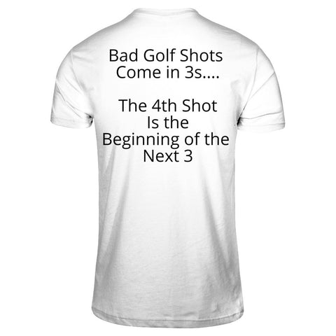 Bad Golf Shots T-Shirt