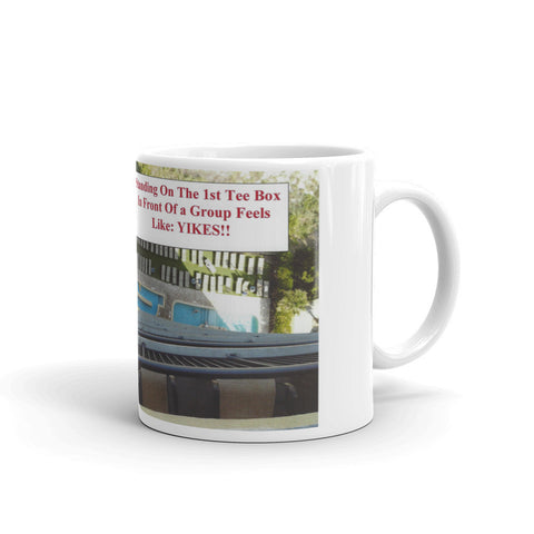 1st Tee Box Jitters Coffee Cup/Mug