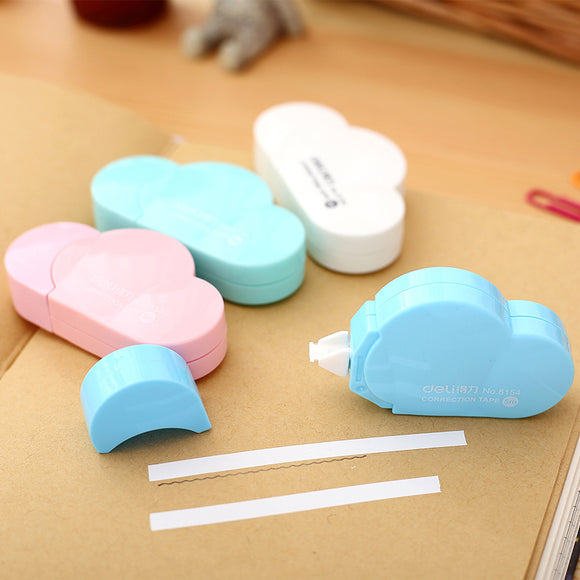 Cloud Shape Correction Tape