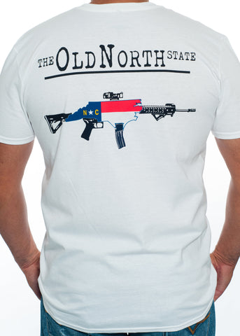 The Old North State Unisex Pocket Tee