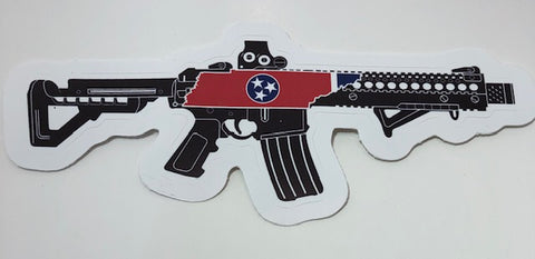TN AR Sticker