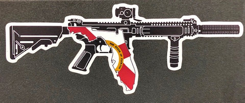 FL AR Sticker