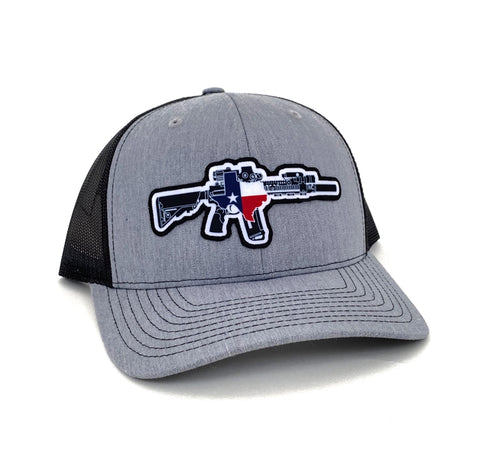 TX AR Hat (Heather Grey)