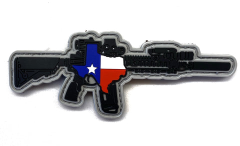 TX AR PVC Patch