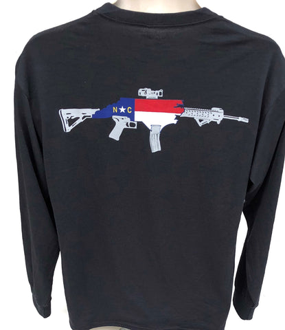 NC AR Black Long Sleeve