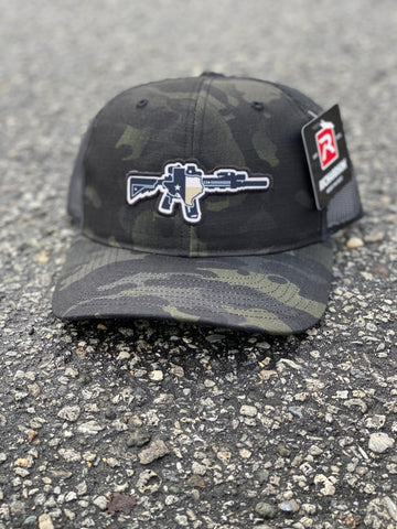 TX AR Multicam Black Hat