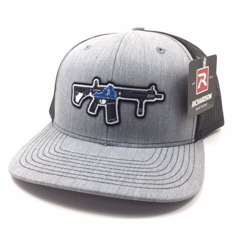 VA AR Hat (Heather Grey)