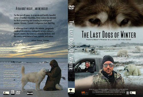 THE LAST DOGS OF WINTER          NTSC Version