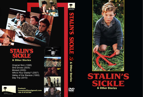 STALIN'S SICKLE & OTHER STORIES