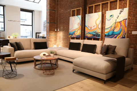 Nuvola Sectional Sofa