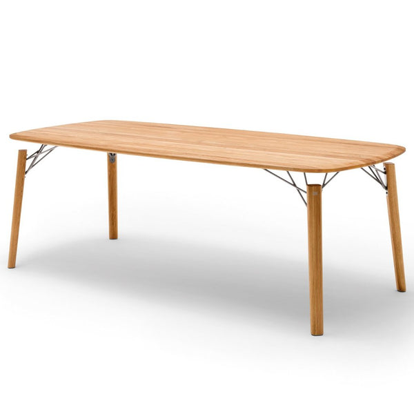 Rolf Benz 964 Modern Oak Dining Table