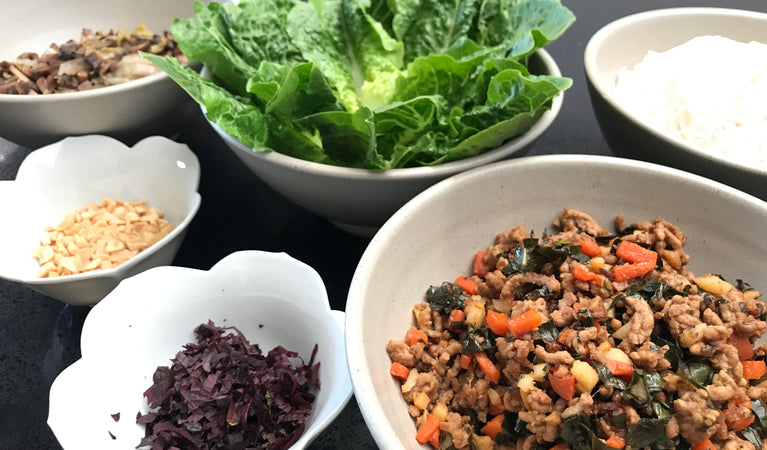 Recipe 4: Asian Greens for a Quick, Tasty Treat!