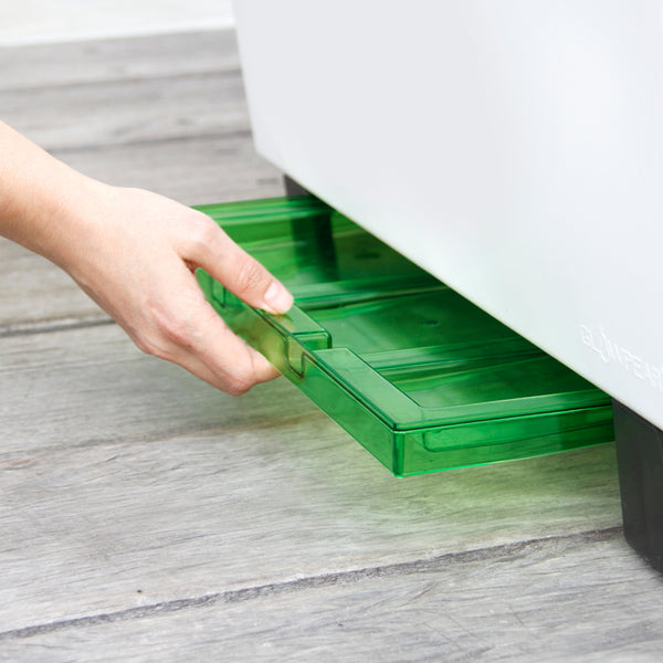 Glowpear Urban Garden Self Watering Planter Box: Perfect For City Dwellers & Urban Gardening