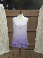 Ombre Purple Tank