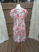 Country Chic Floral Dress