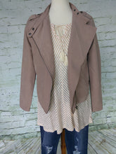 Neutral Light Jacket