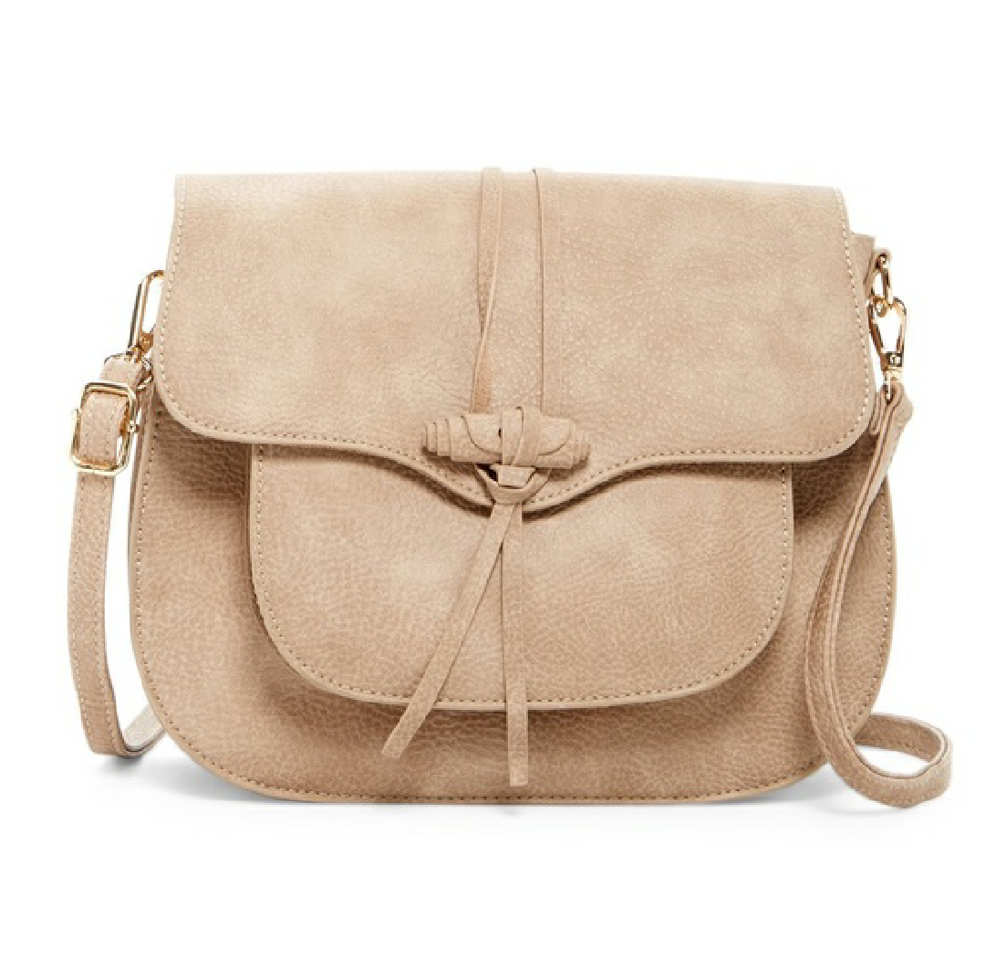 Grey Cross Body