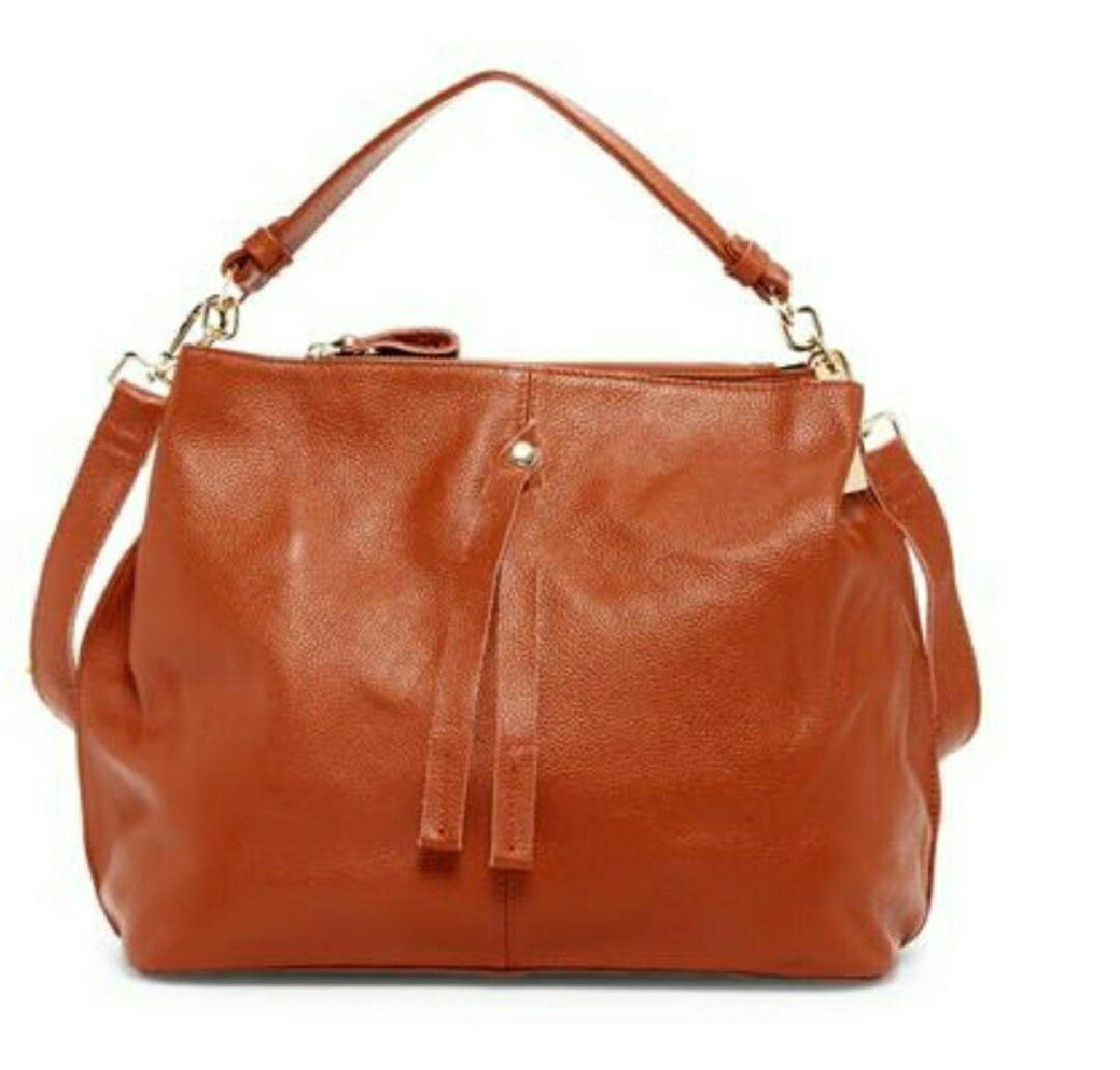 Leather Hobo