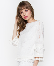 Tassel to Tassel Top