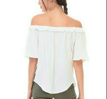 Perfect Off the Shoulder Top