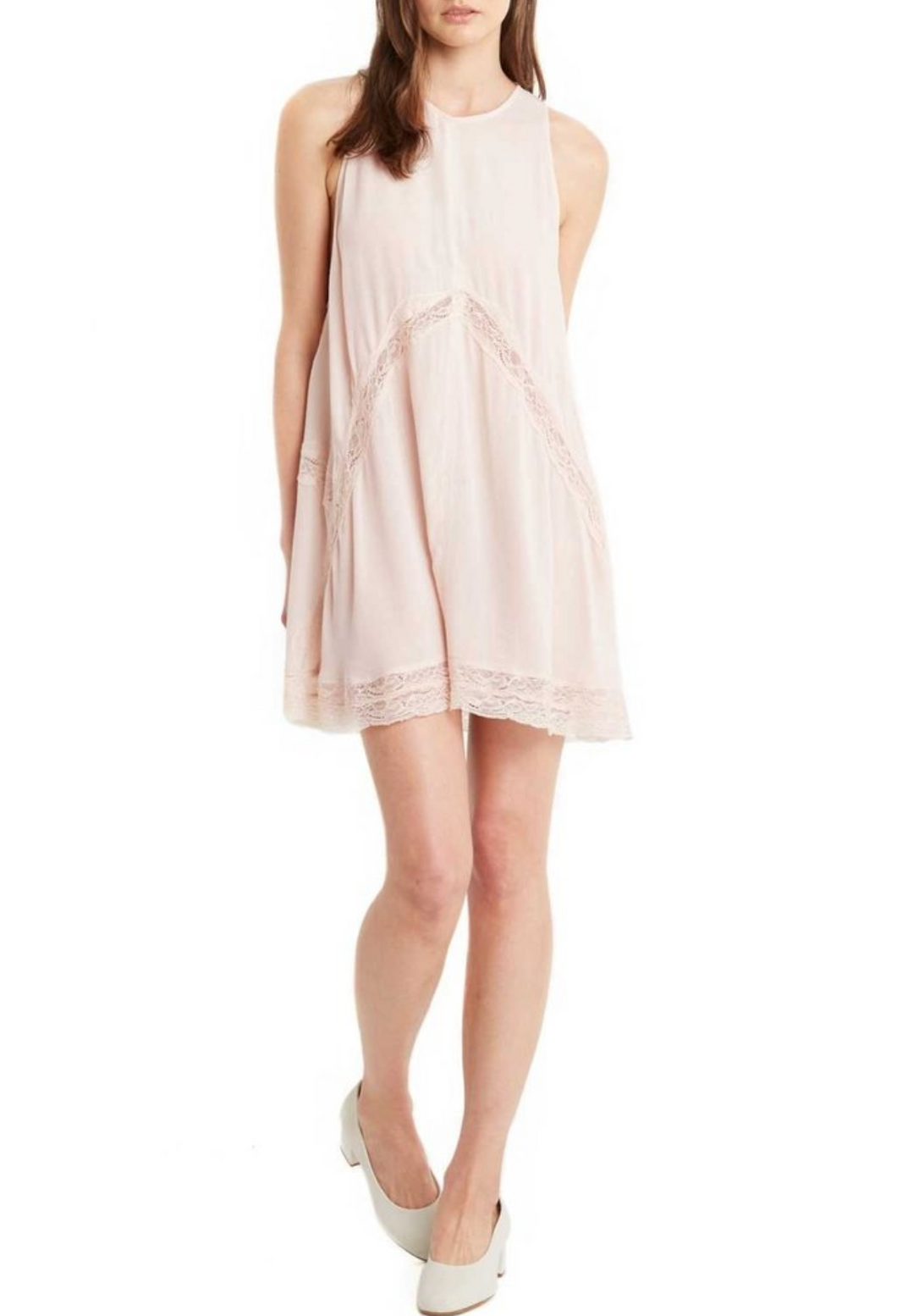 Light Blush Dress