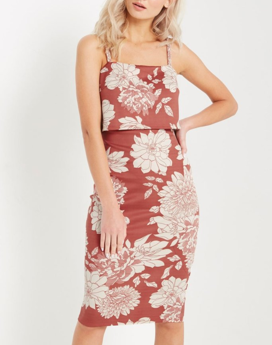 Floral to Love Dress