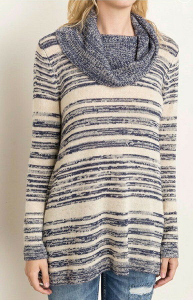 Striped Shores Sweater