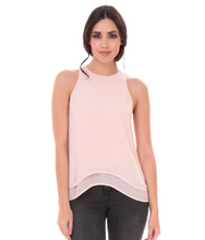 Blush Layered Tank
