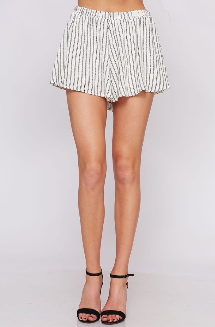 Stunning Stripe Shorts